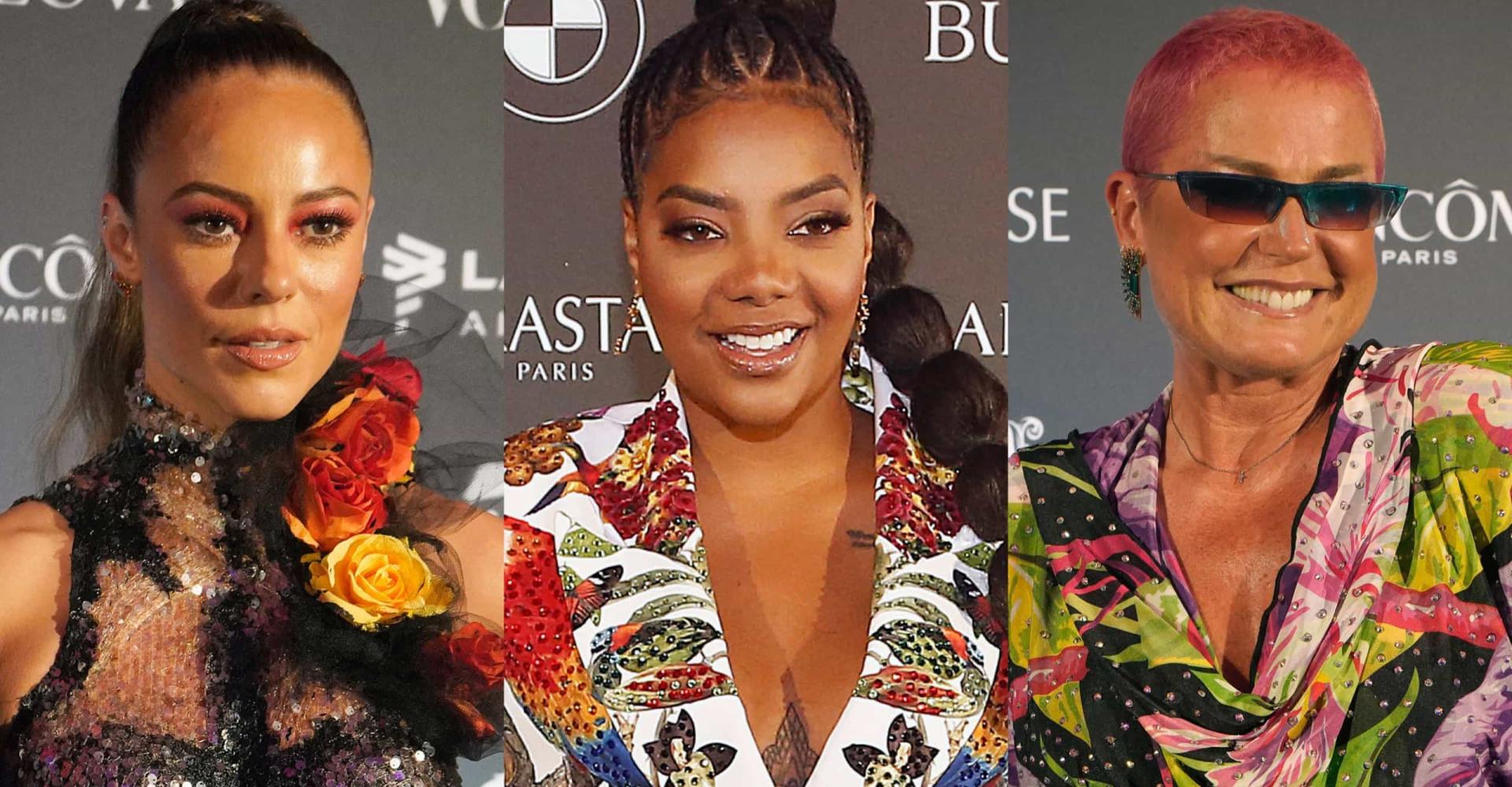 Surreal tropical: veja os famosos que brilharam no Baile da Vogue 2020!