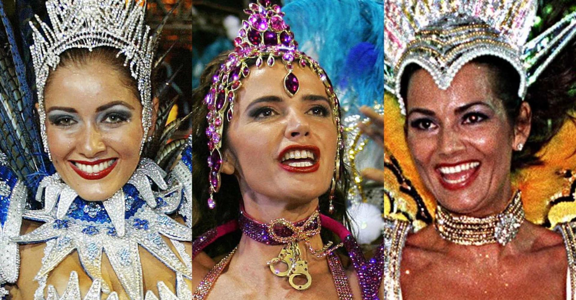 Carnaval do Brasil: As musas que deixaram saudades