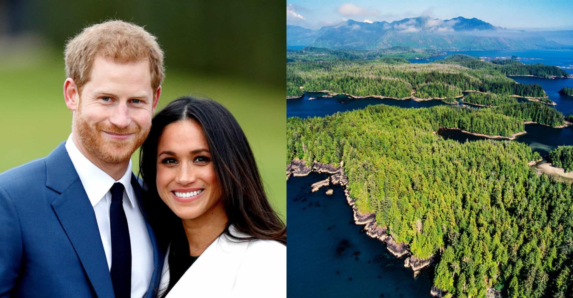 Así es la Isla de Vancouver, la nueva casa de los duques de Sussex