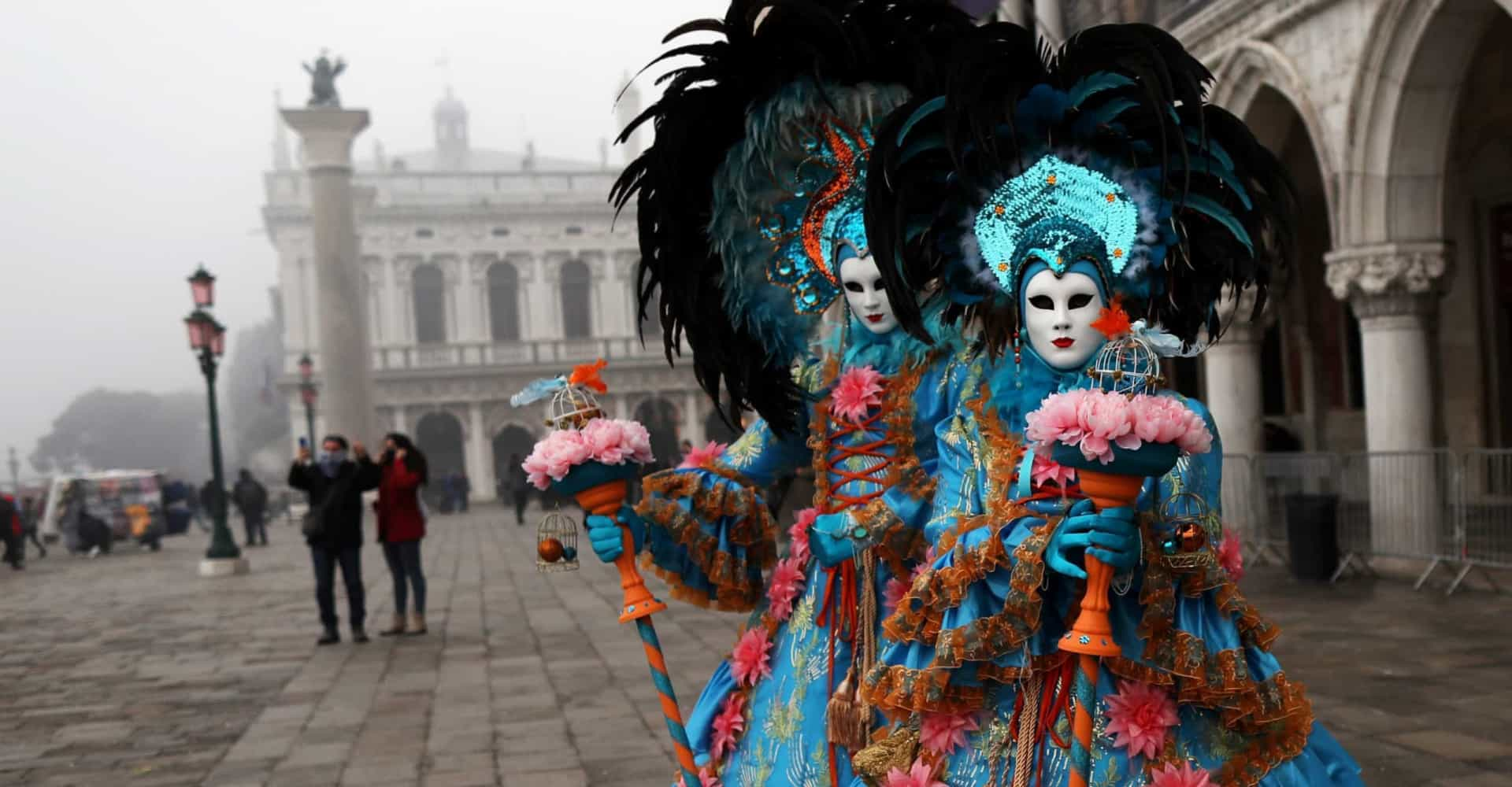 Spectacular photos of Carnival 2020 around the world
