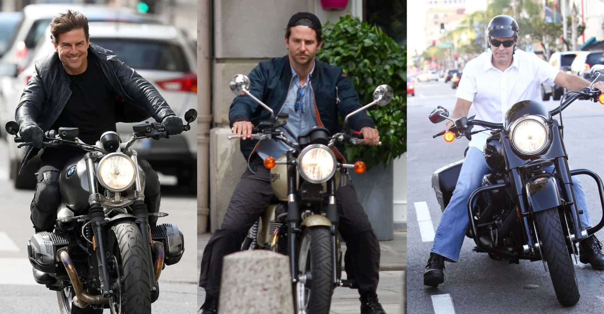 Celebs you didn't know are bikers
