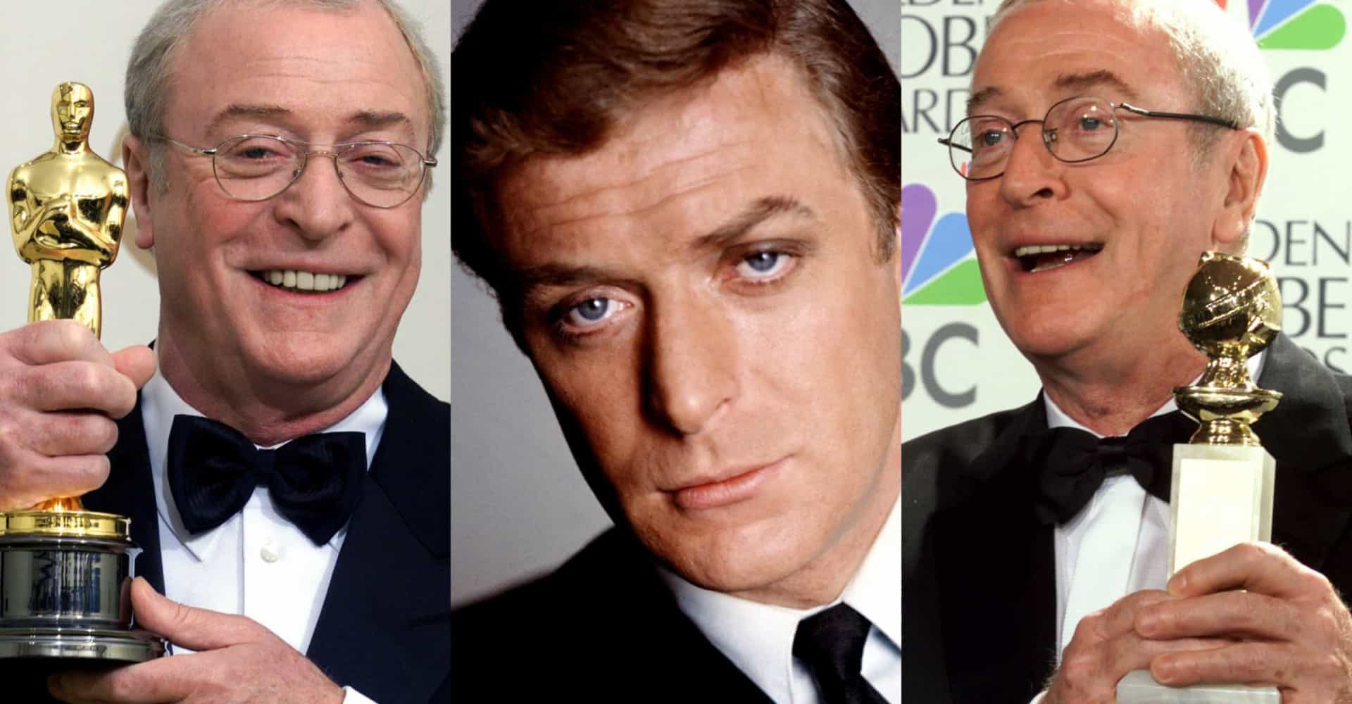 Michael Caine's greatest films and highest accolades