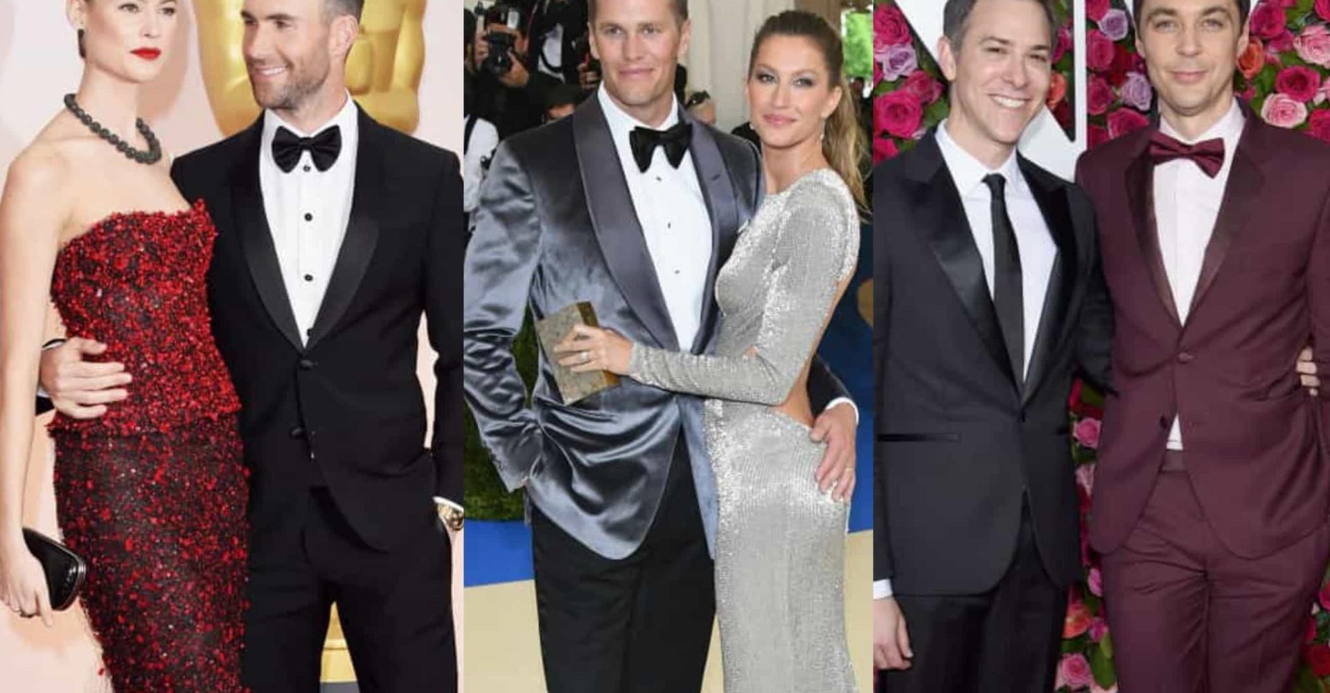 Fashion killers: Hollywood's most stylish celebrity couples