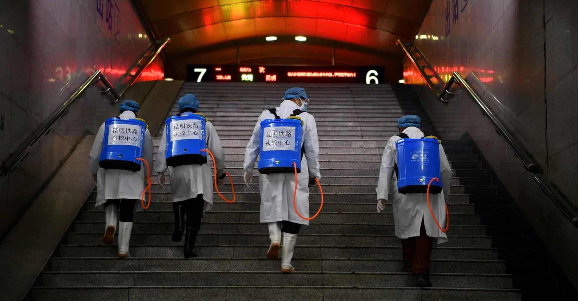 코로나 바이러스만큼 위험했던 치명적인 전염병들