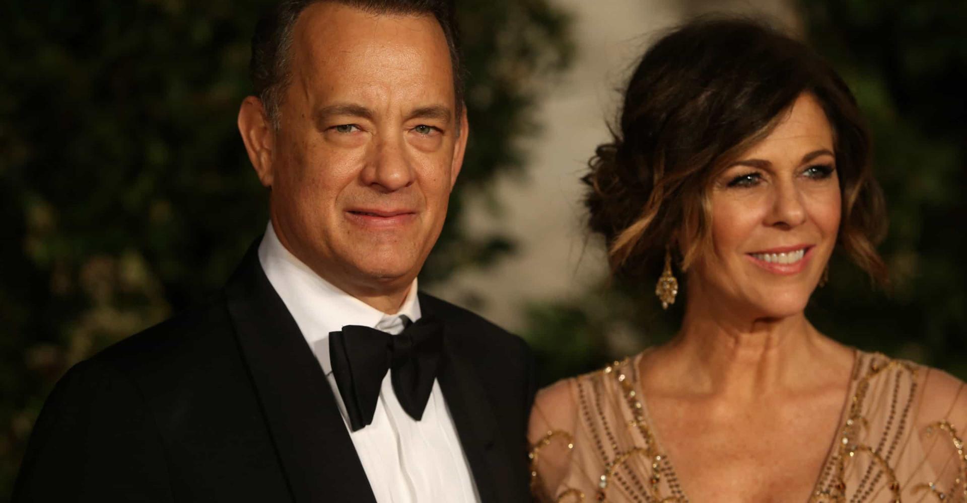"""""""Meitä väsytti vähän"""": Tom Hanks ja muut julkkikset reagoivat koronaepidemiaan"""