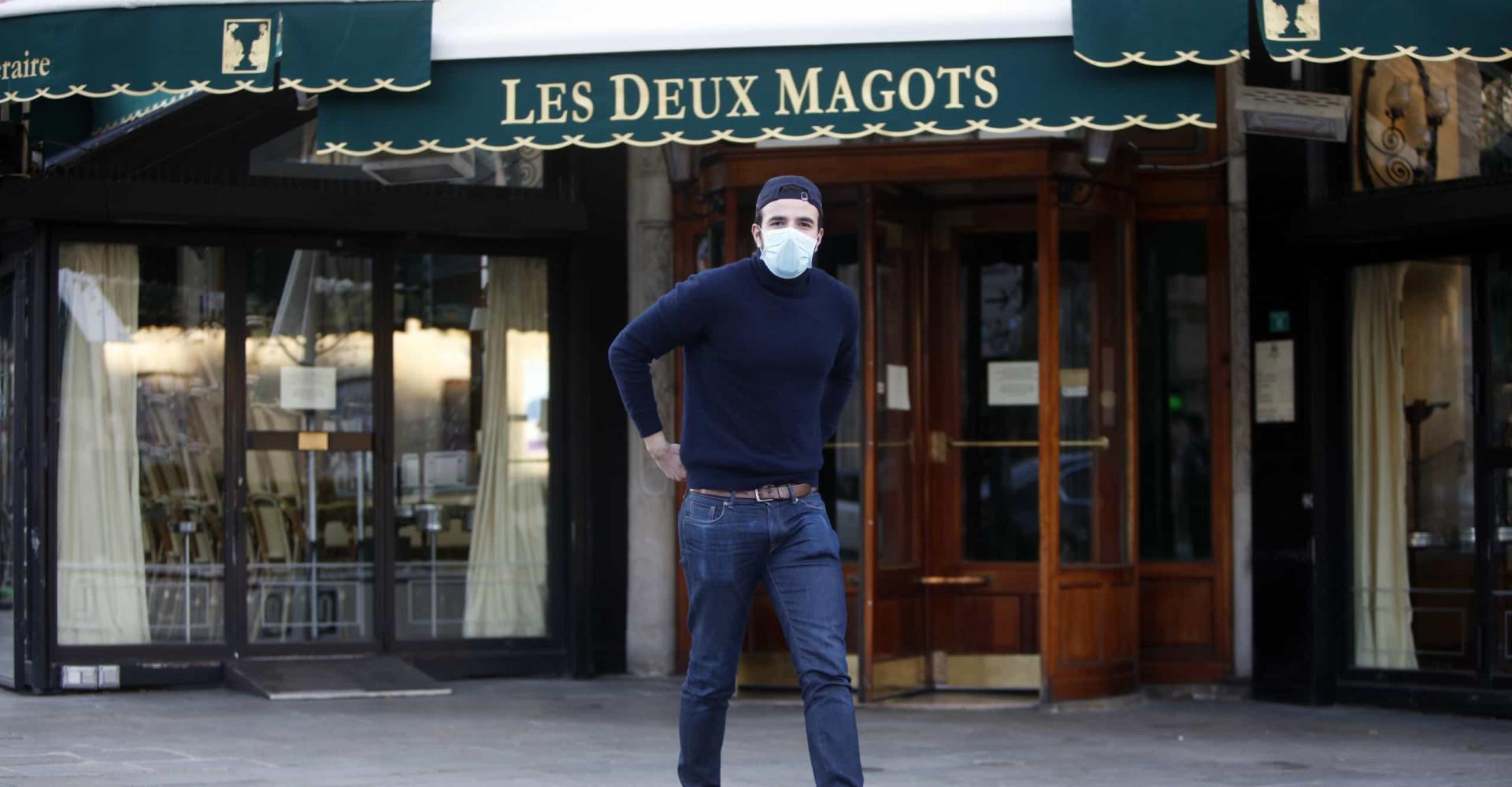 Coronavirus: la France se vide