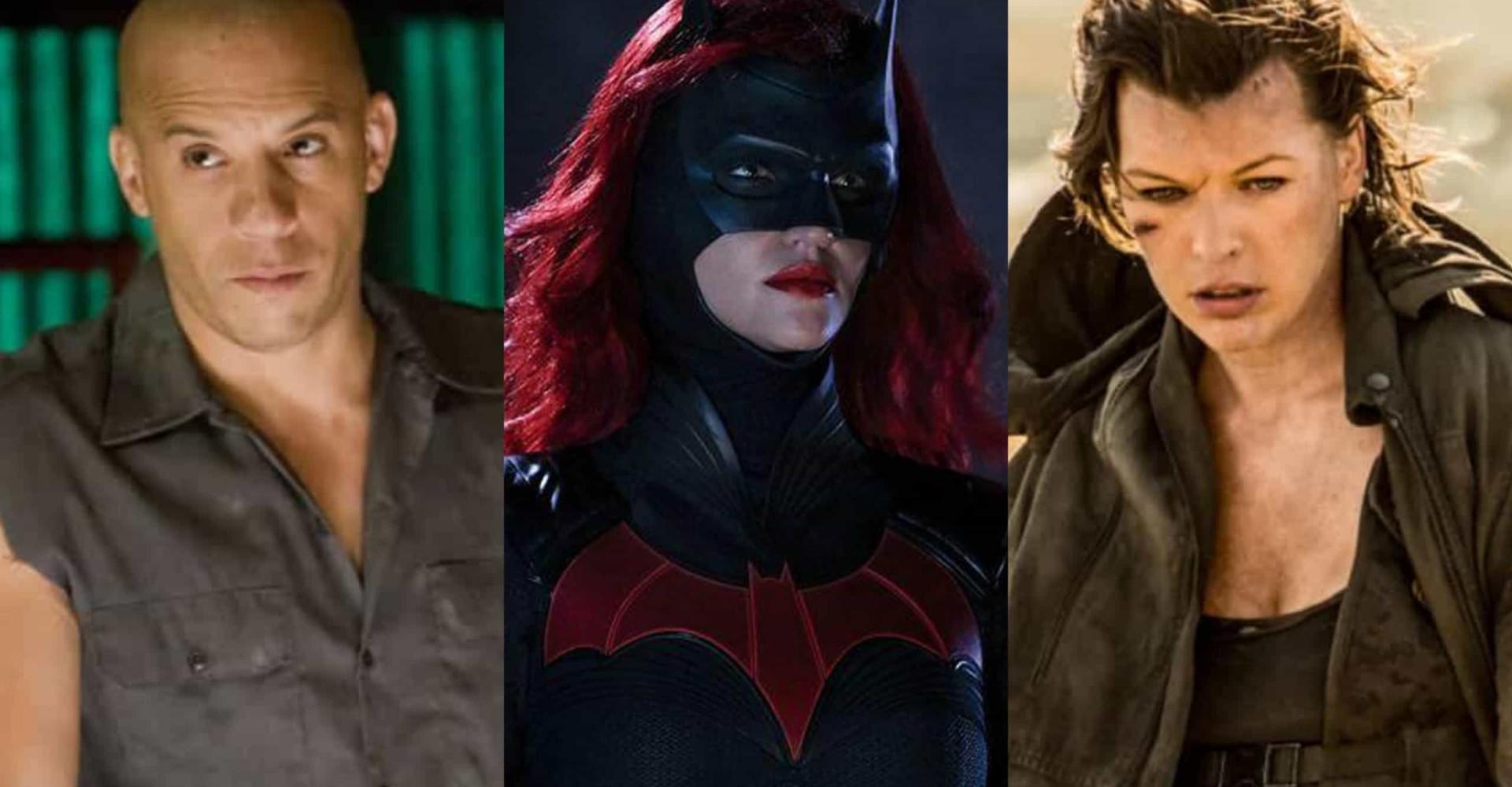 'Batwoman' e outras produções marcadas por graves acidentes