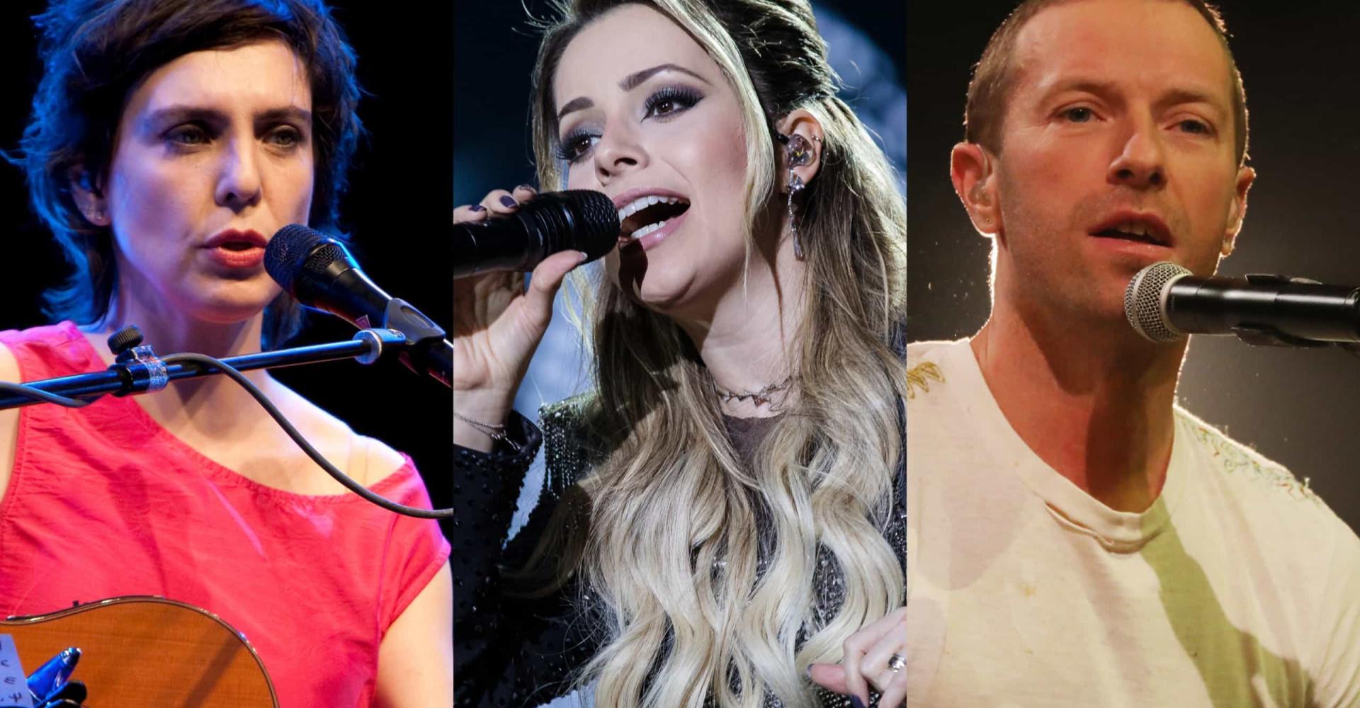 Shows em casa: estrelas brasileiras se apresentam em festivais online