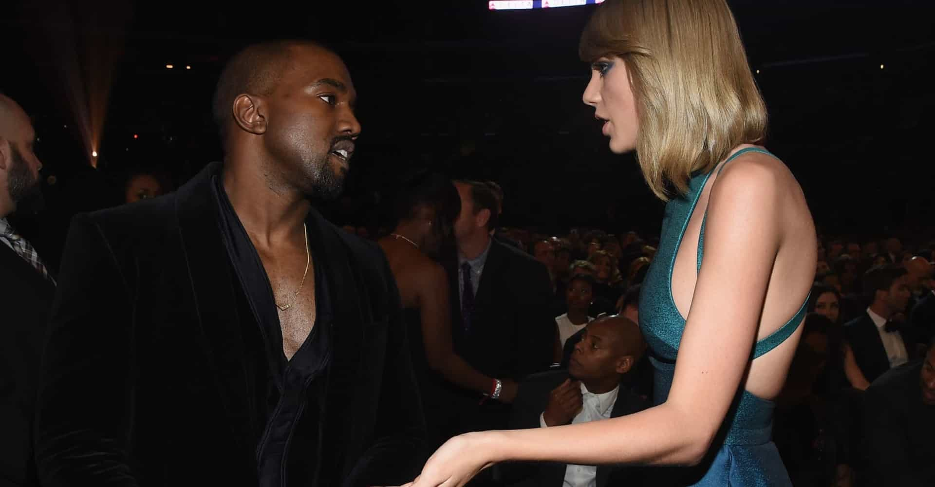Taylor Swift's feud with Kanye West reignites, and more bad blood