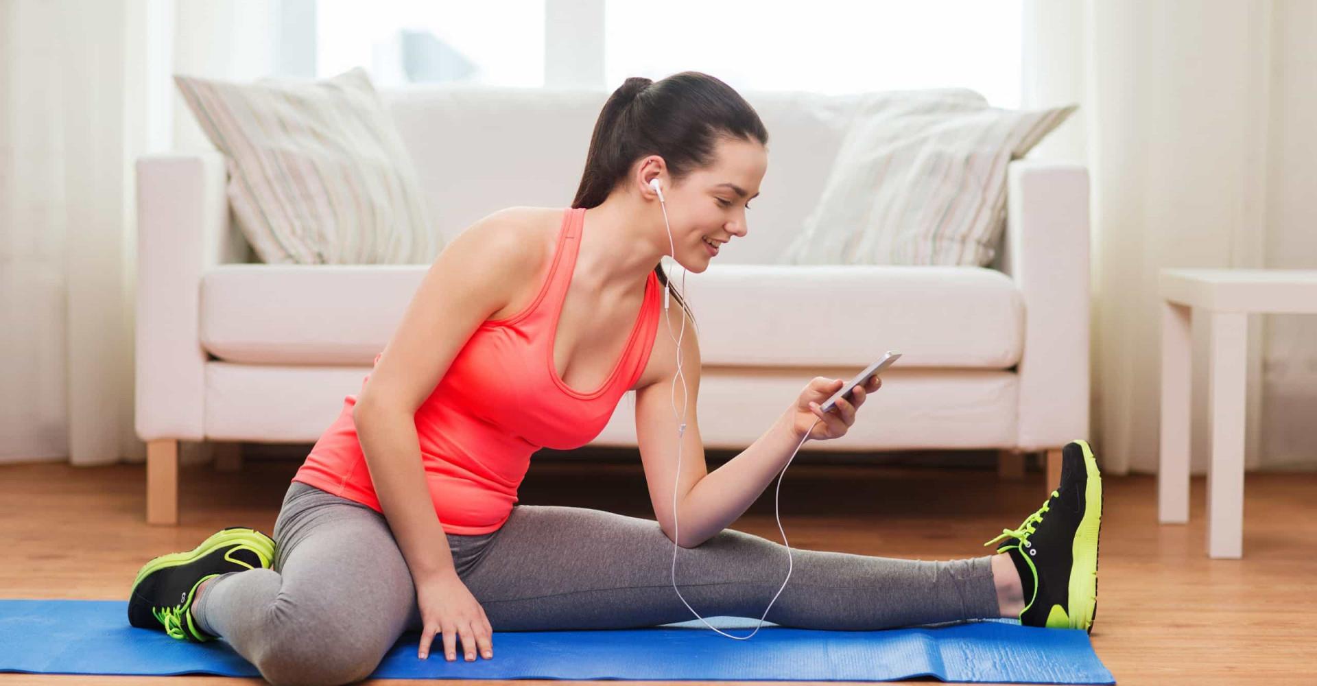 Las mejores aplicaciones de fitness de 2020
