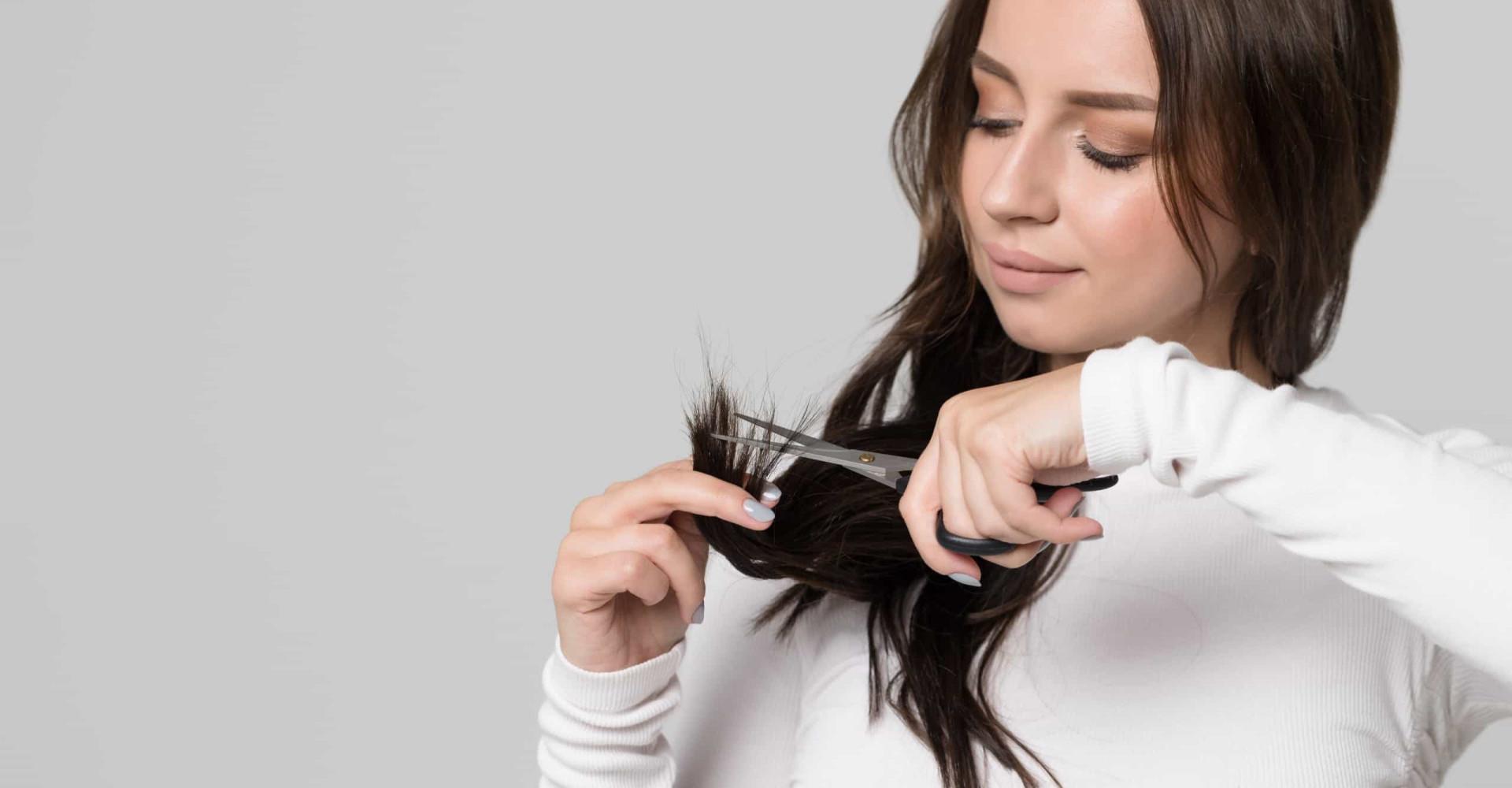 Bra tips innan du klipper ditt hår på egen hand