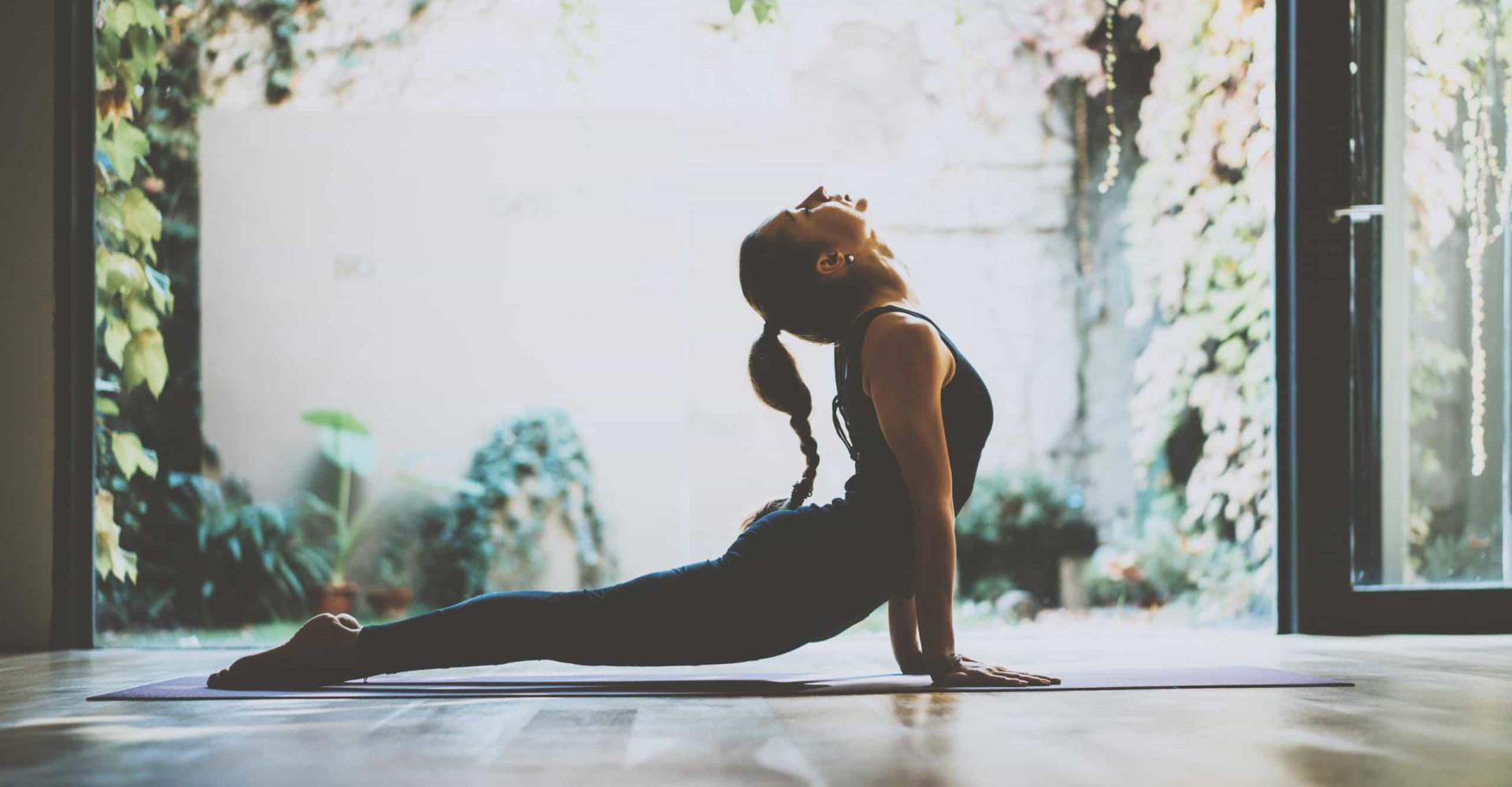 Retrouvez la forme grâce au yoga !