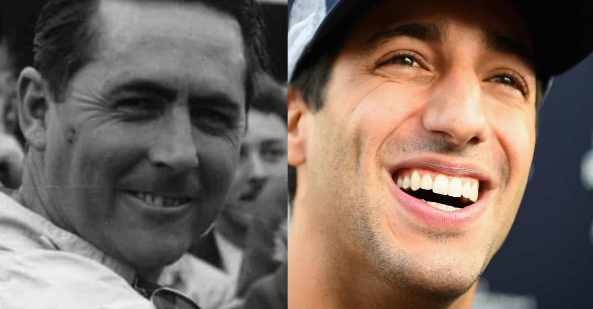 Australia's most famous Formula One drivers