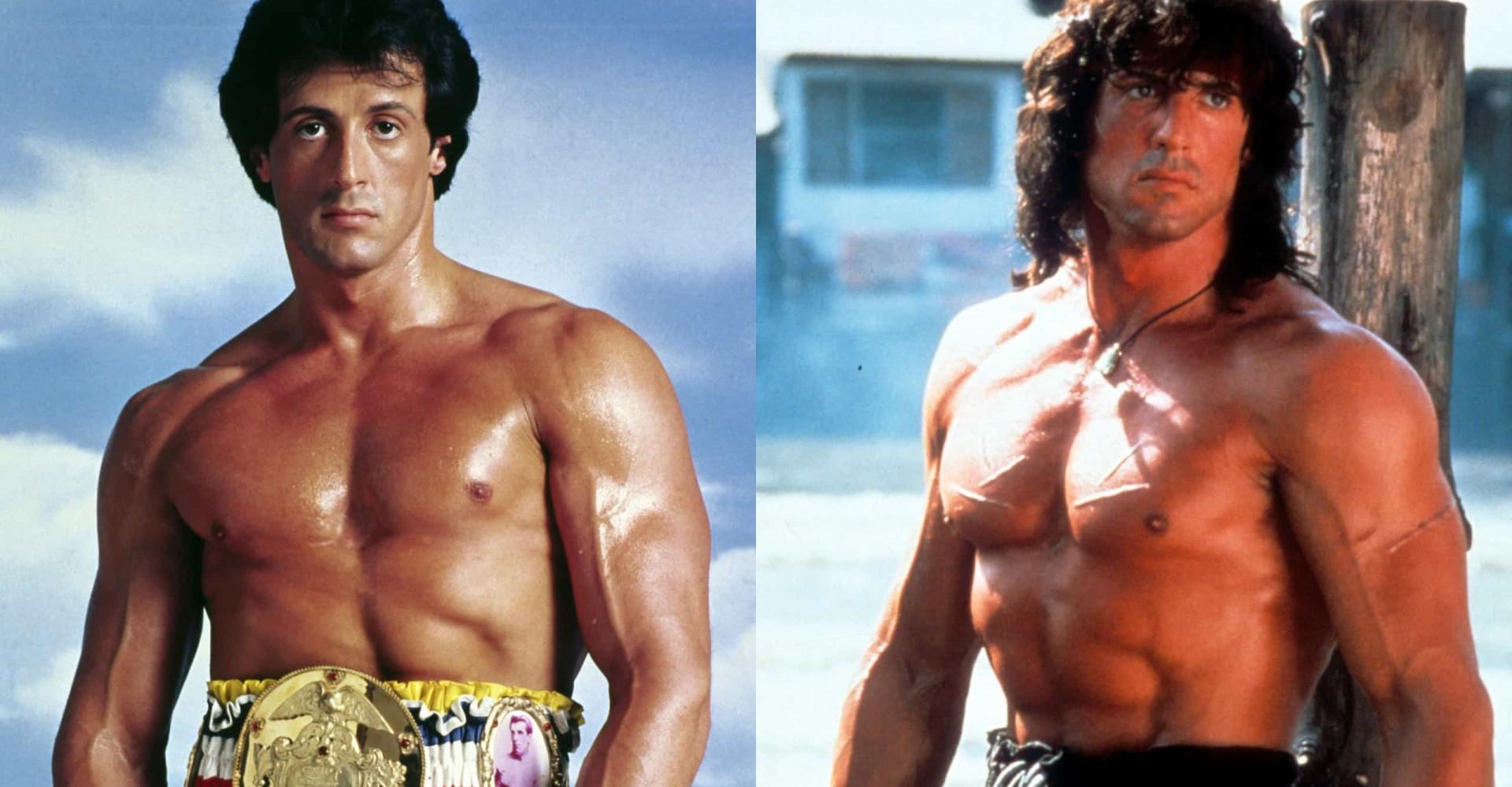 Rocky vs. Rambo: ¿Quién gana?