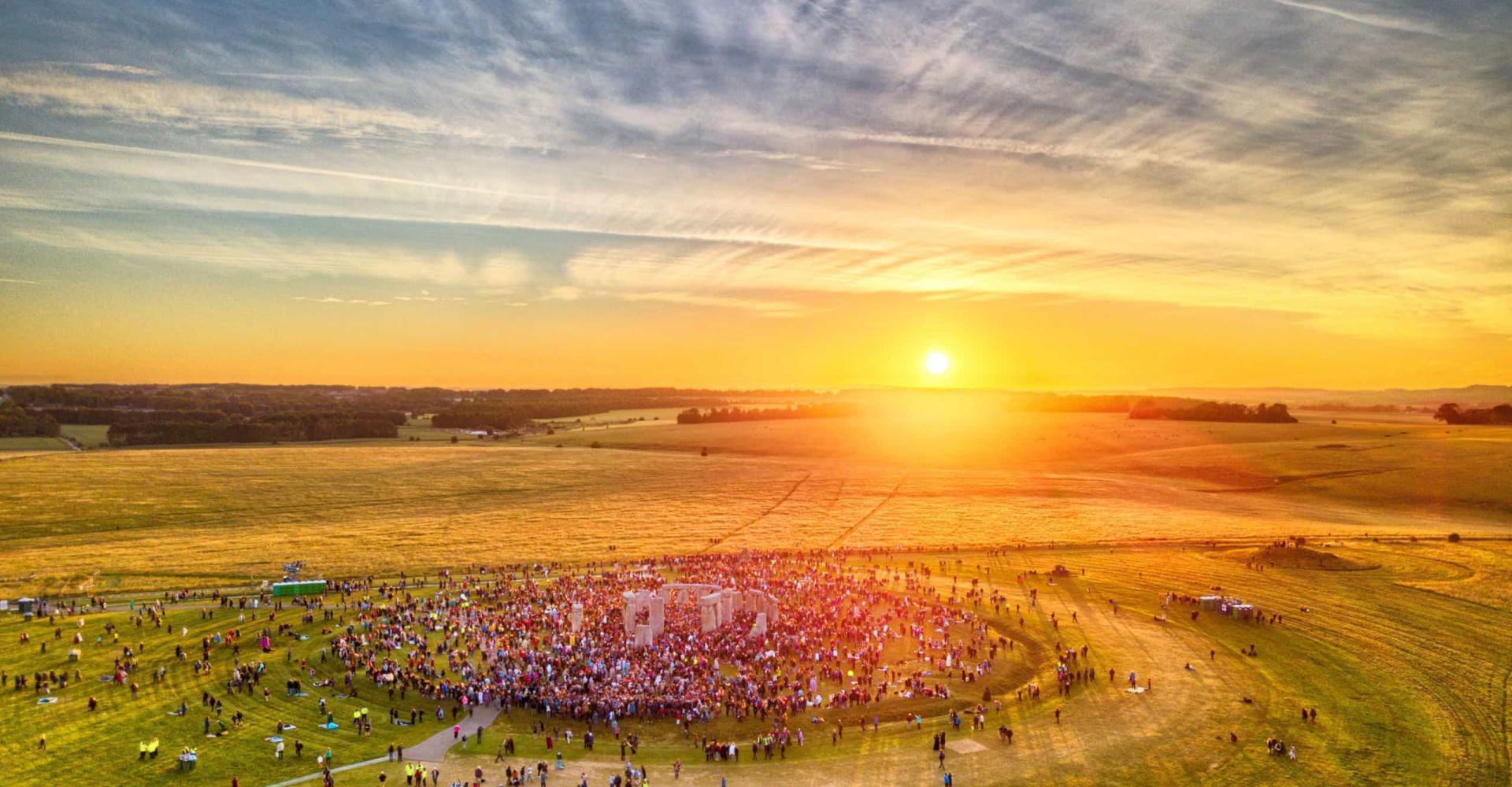 La fabuleuse histoire du solstice d'été
