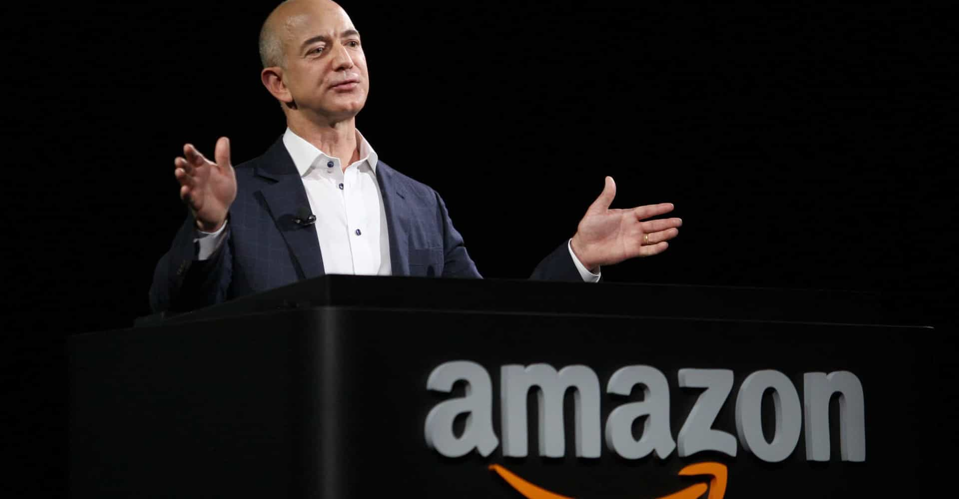 Así es la incomprensible riqueza de Jeff Bezos