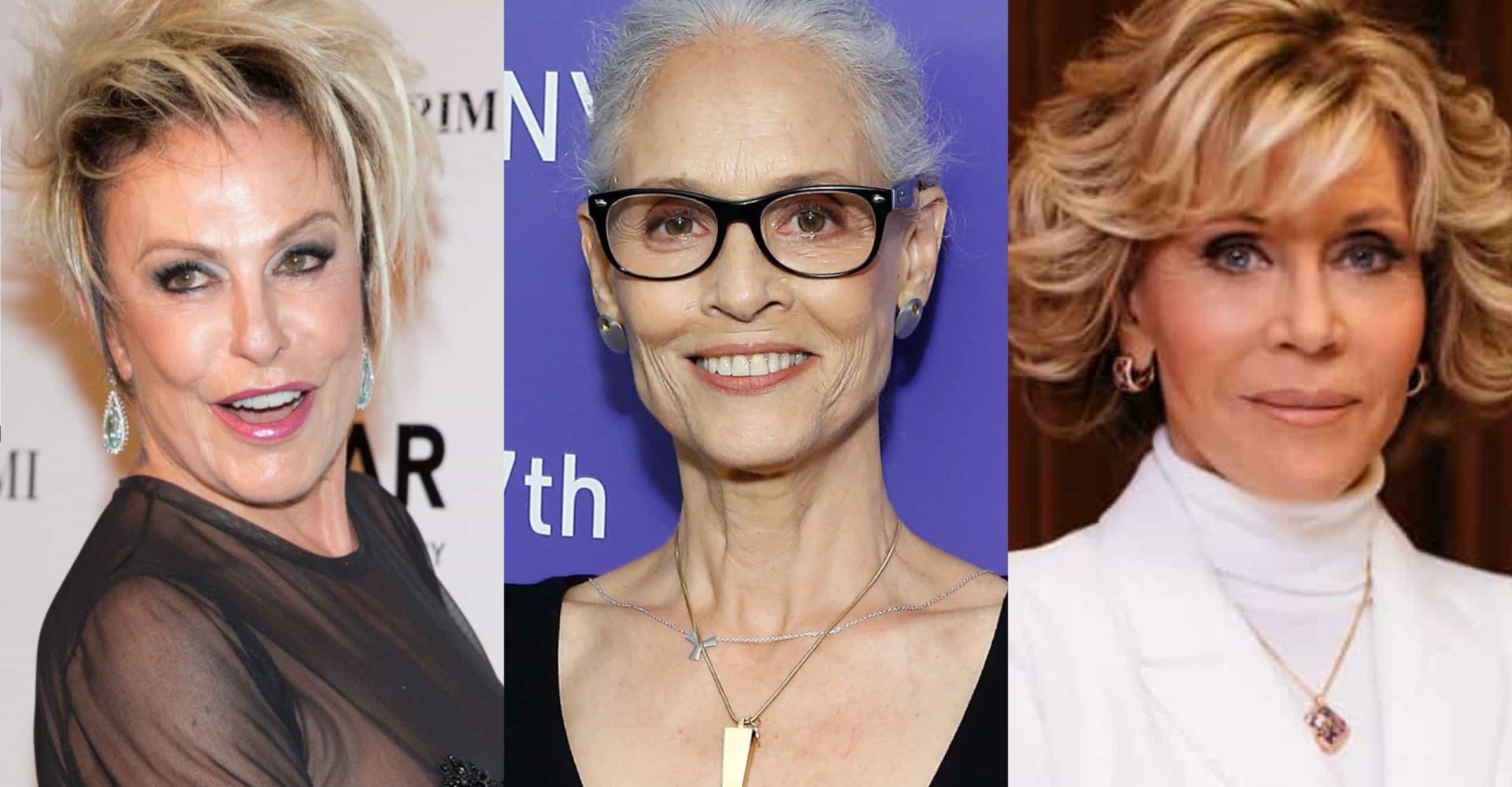 Sônia Braga completa 70 anos; outras divas continuam arrasando na idade madura