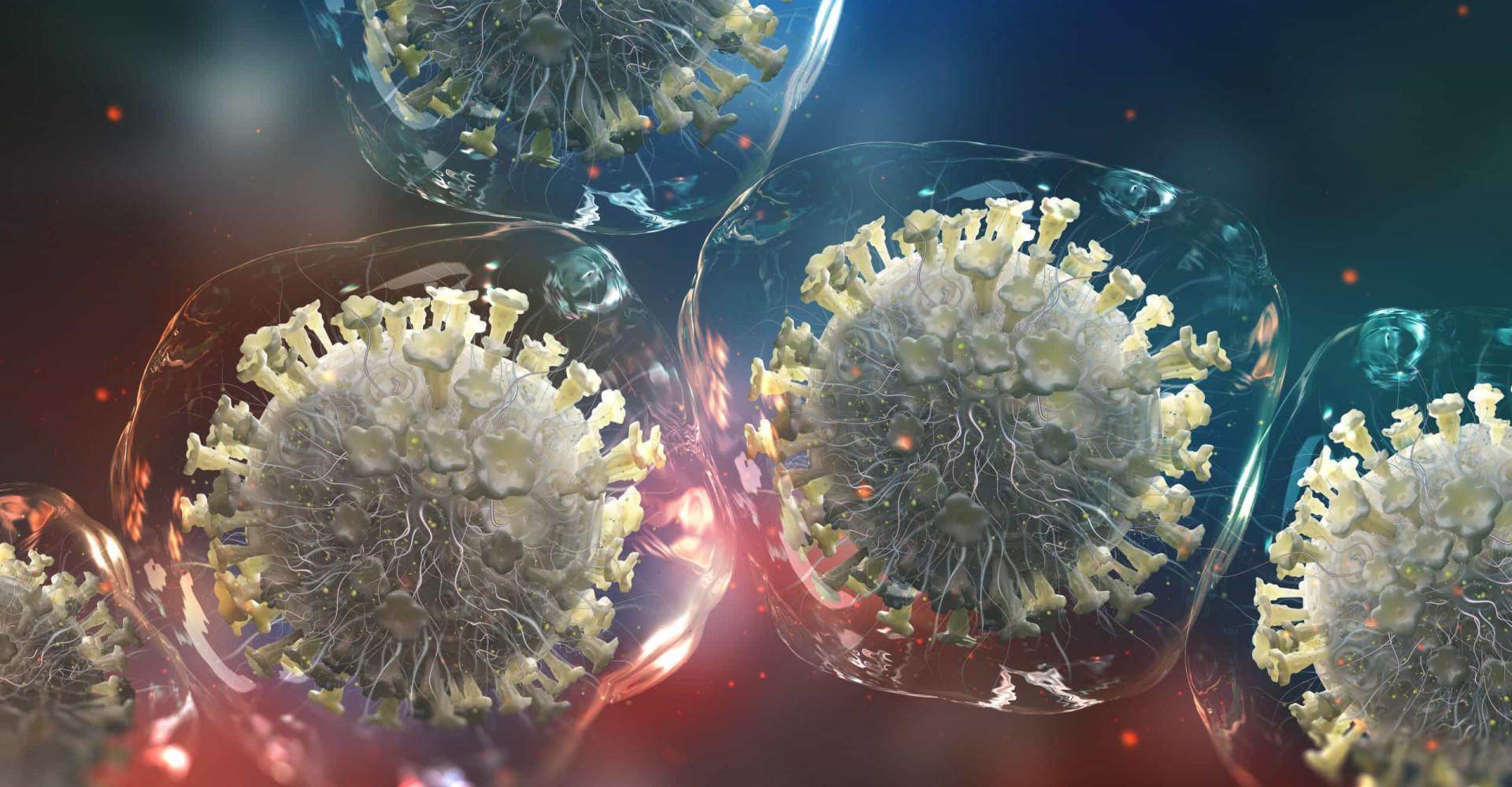 Hoe worden virussen van dieren op mensen overgebracht?