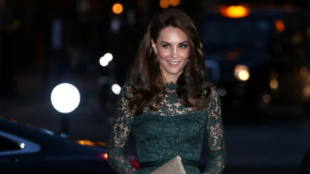 Kate Middleton é a maior 'influencer' de estilo da realeza britânica