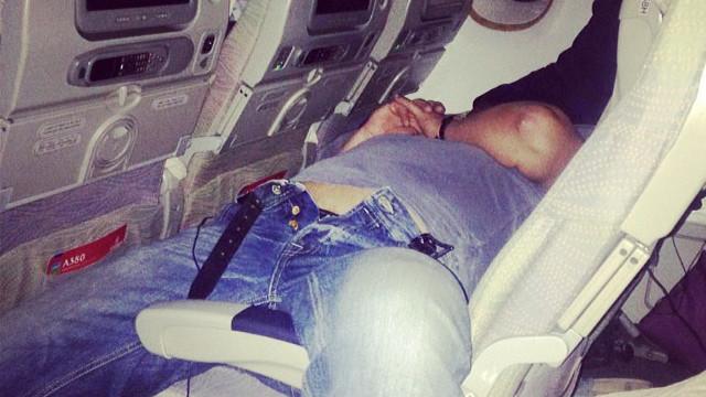 Über den Wolken: Diese Dinge passieren im Flugzeug