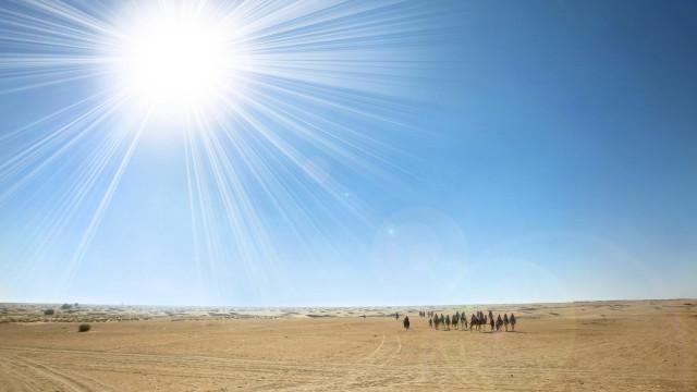 Upptäck jordens varmaste platser