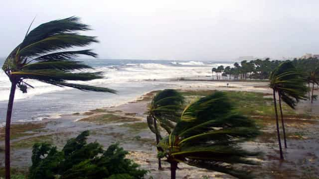 Verdens mest ødelæggende tropiske storme