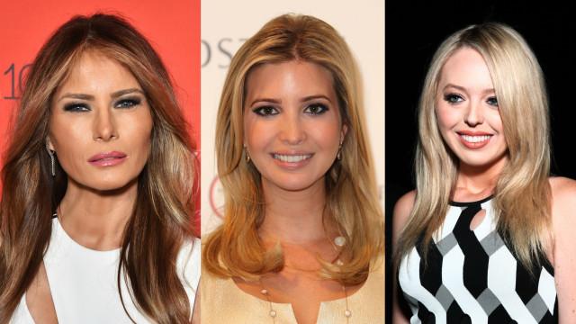 Tutte le donne del Presidente: lo stile della moglie e delle figlie di Trump