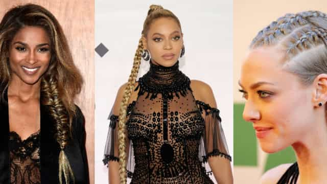 Fashion hair: le trecce preferite dalle star