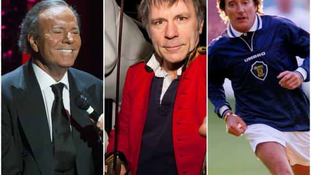 Diese Stars waren als Sportler und Musiker erfolgreich
