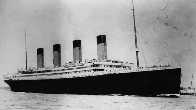 Gone in 25 years: Learn more about the Titanic