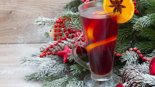 Traditional Christmas drinks from all around the world