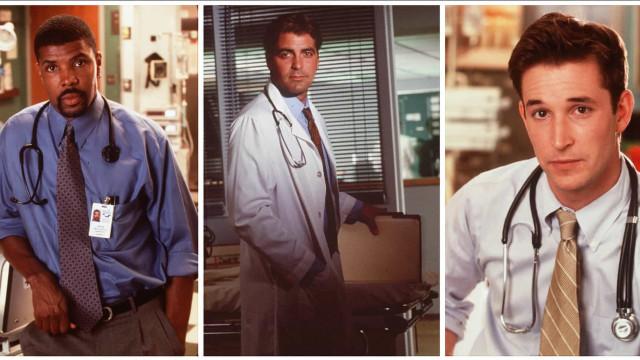 Los actores que interpretaron a los médicos más sexis de la televisión
