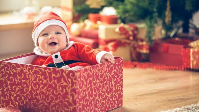 ¿Qué regalar a un bebé en Navidad?