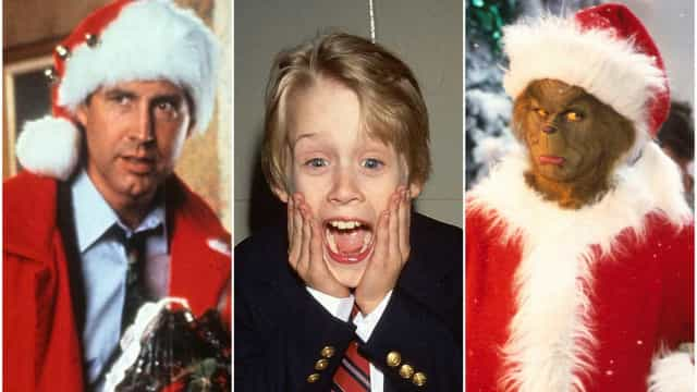 The most iconic Christmas movies of all time