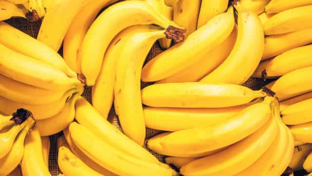 Zo blijven je bananen geel