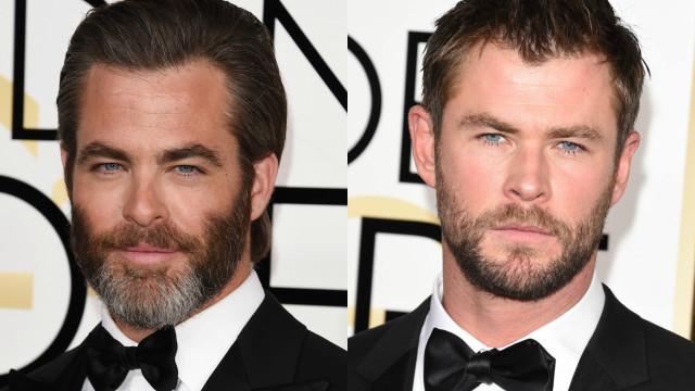 So heiß sind Männer mit Bart