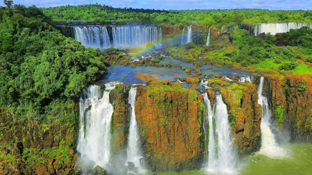 Los 30 paisajes más espectaculares de Sudamérica