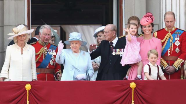 Protocolo de estilo de la familia real británica