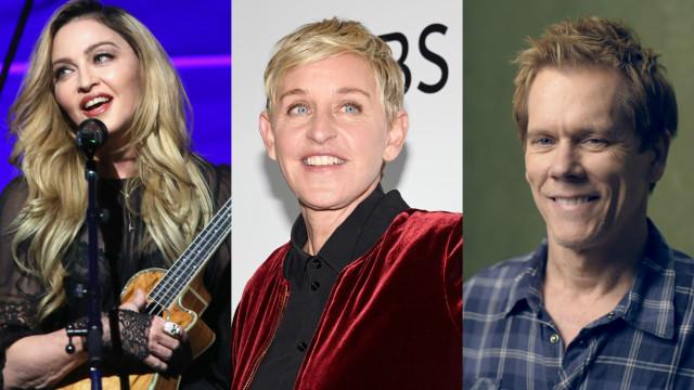 ¡Estos famosos cumplieron 60 años en 2018!