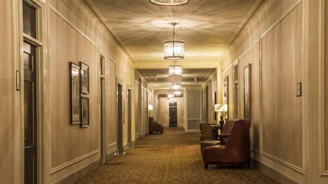 The most haunted hotels around the world