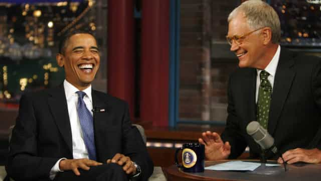 30 years of laughter: Letterman turns 72!
