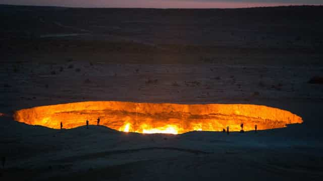The gate of hell is real (and we'll show you where it is)