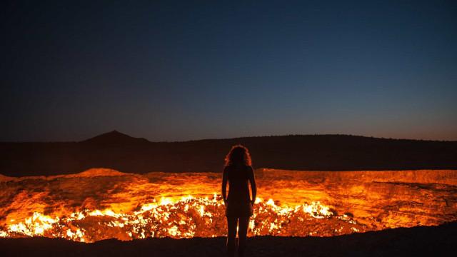 Llamas eternas: fuegos misteriosos que jamás se apagaron