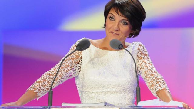 Florence Foresti: la star de l'humour en images