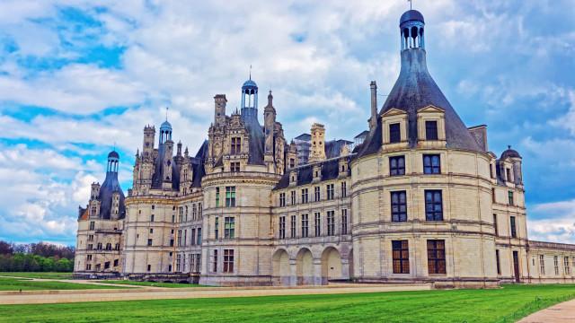Faste et splendeur aux châteaux de la Loire