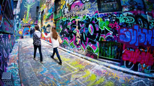 Si te gusta el arte urbano, ¡estas son tus calles!