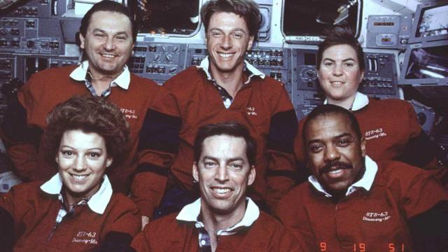 Meet the UK's amazing astronauts