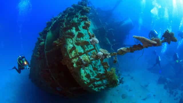 In fondo al mar: le più incredibili scoperte sottomarine