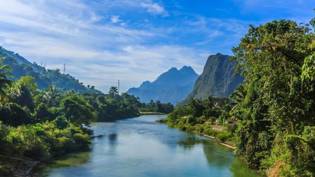 지구촌에서 가장 큰 강은?
