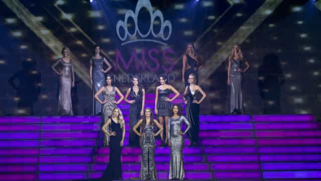 Miss Nederland: De mooiste missen op rij